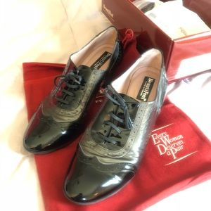 BeautiFeel Jordan Oxford shoes